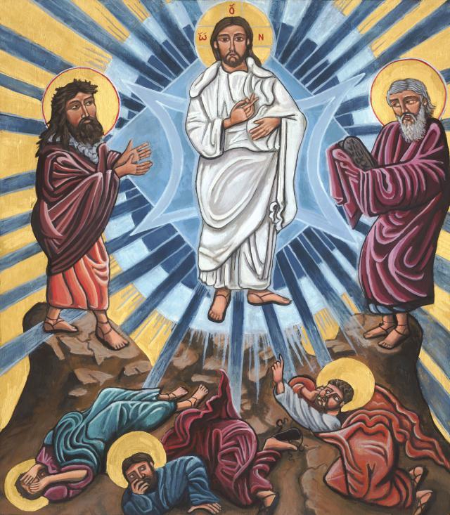 Transfiguratie © Kelly Latimore