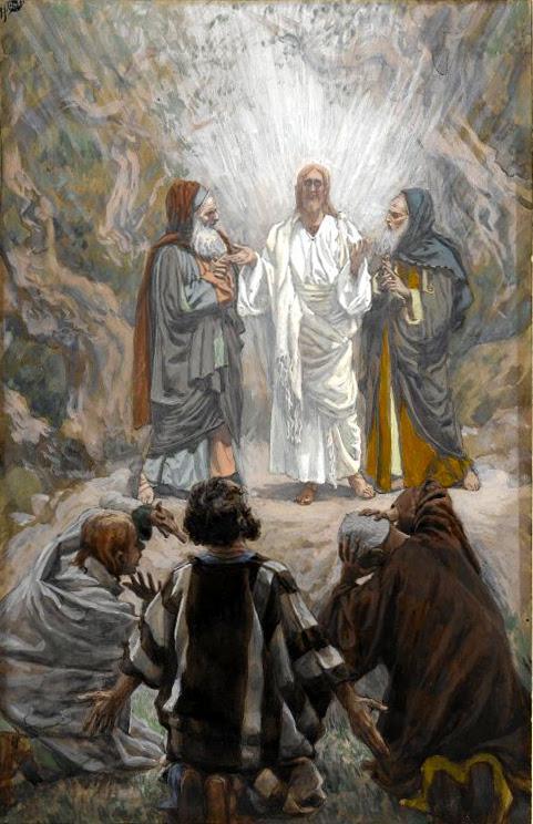 De gedaanteverandering, James Tissot (1836–1902)