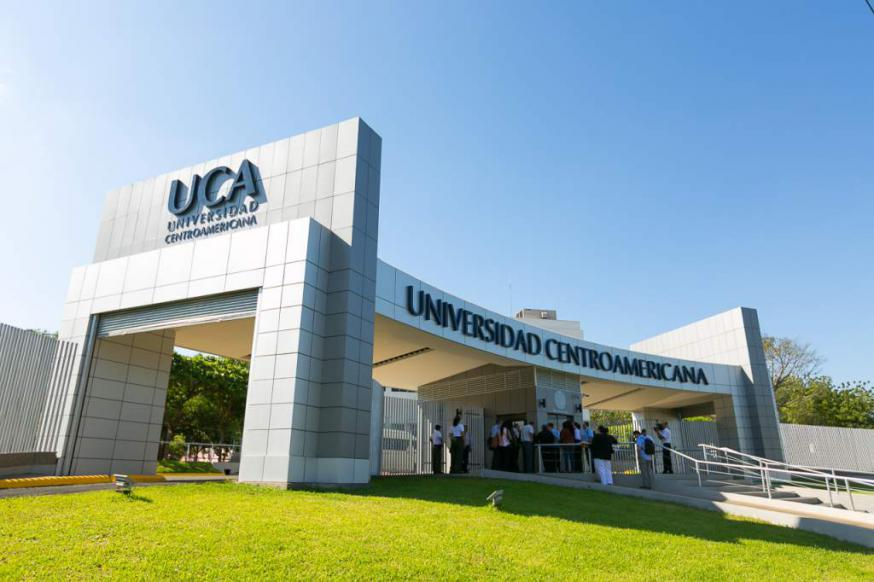 Universiteit van Centraal-America © sj.