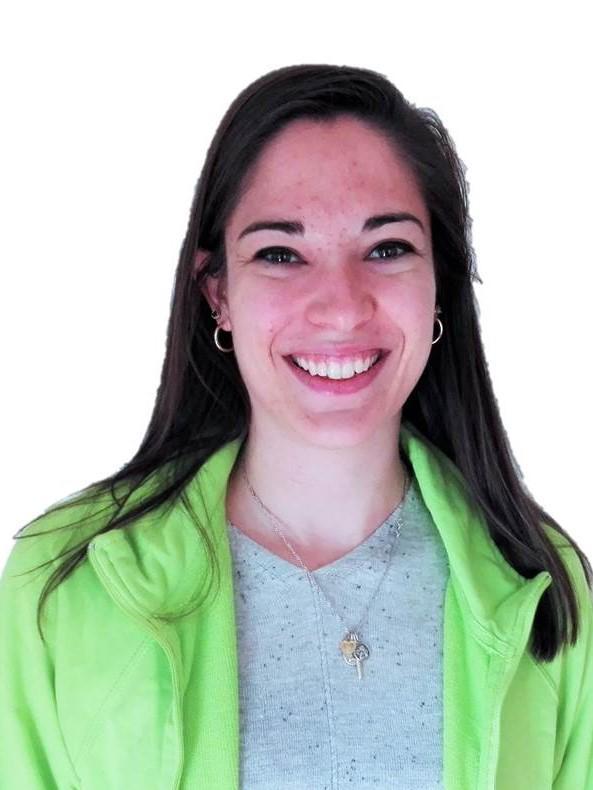 Phylona Mennen, stafmedewerker bij IJD Hasselt sinds november 2017.