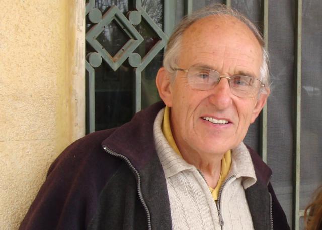 Pater Frans van der Lugt werd in 2014 koelbloedig vermoord in Homs © B.M.
