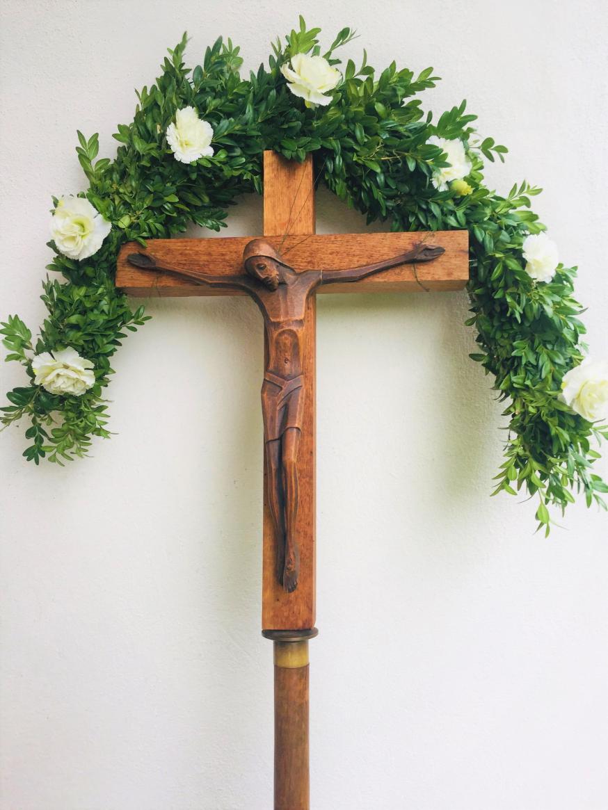 Versierd kruis