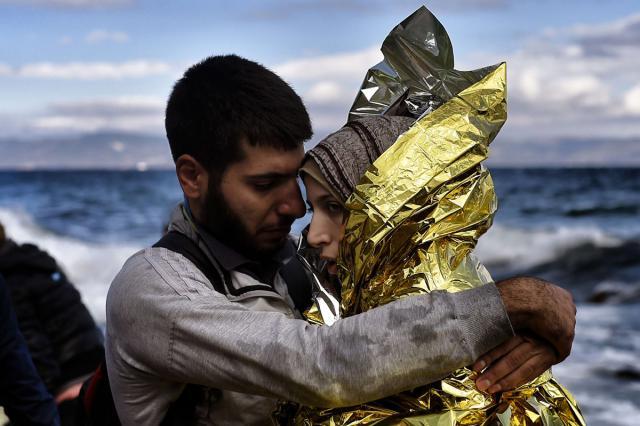 Syrische vluchtelingen © Flickr CC Jordi Bernabeu Farrus