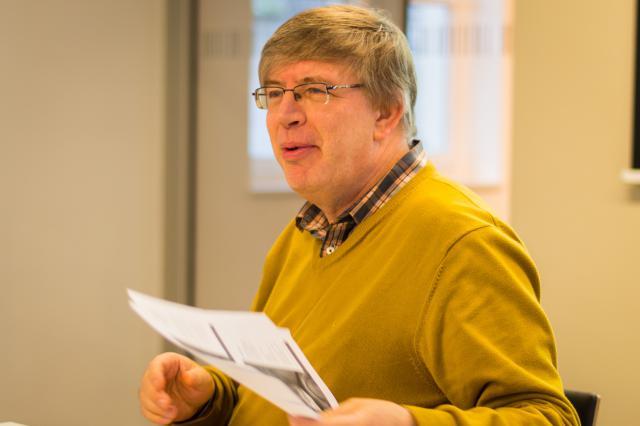 Marc Peersman © Bisdom Gent, foto: Karel Van de Voorde