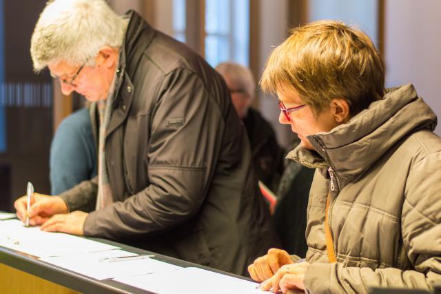 Vormingsdag dekenale ploegen © Bisdom Gent, foto: Karel Van de Voorde