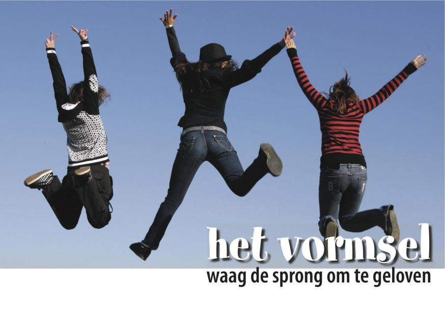 Vormselaffiche © CCV Brugge