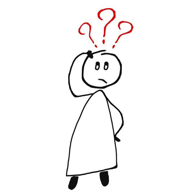 Ik vraag me af ... © Pixabay.com