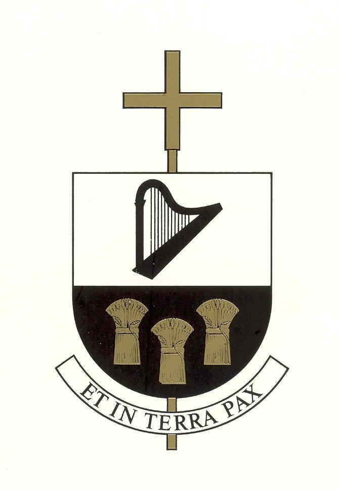 Wapenschild bisschop Luysterman © Bisdom Gent