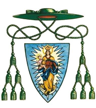 Wapenschild van het Bisdom  © Bisdom Antwerpen