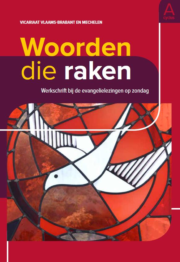 woorden die raken © Vicariaat Vlaams-Brabant en Mechelen