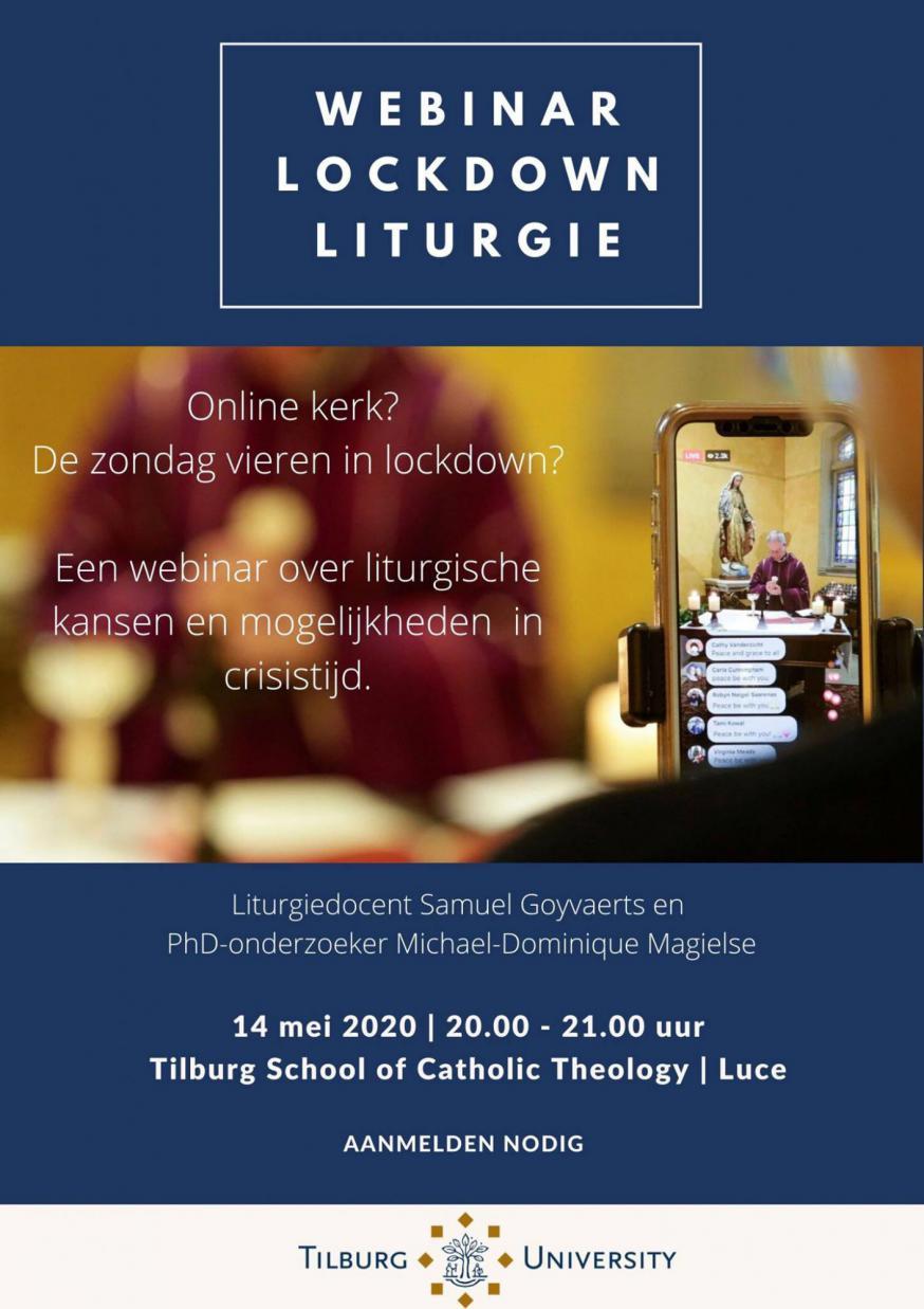 Webinar lockdown liturgie.