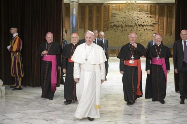 De jongerensynode komt op kruissnelheid © Vatican Media