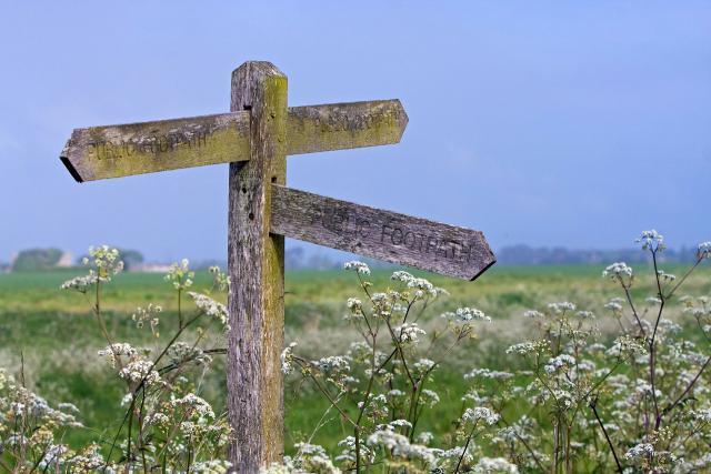 Waarheen wil jjj gaan? © pixabay