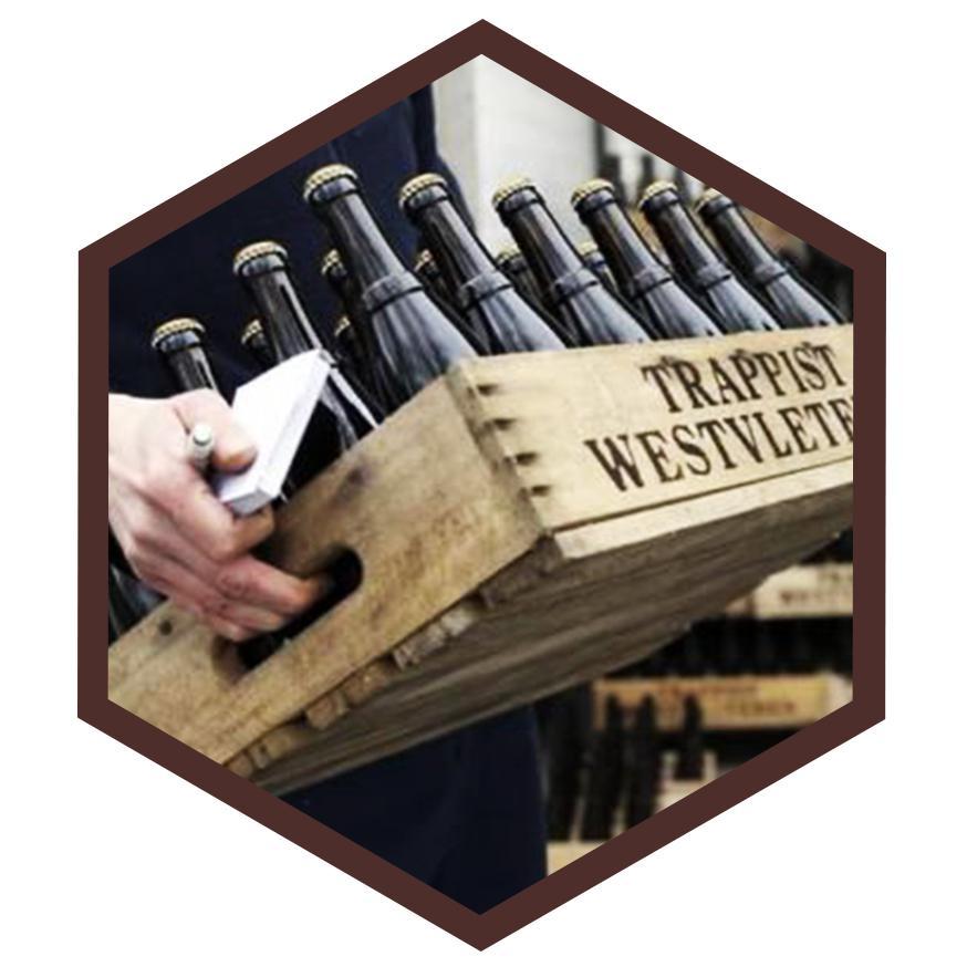 Het bier ~ trappist Westvleteren