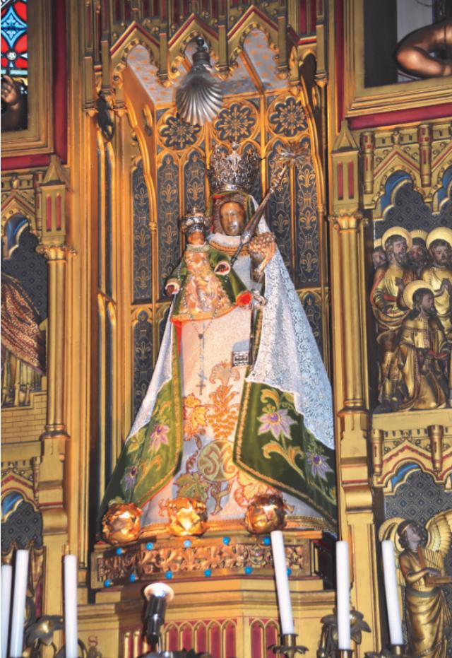 Kapel van Onze-Lieve-Vrouw in de Sint-Willibrorduskerk