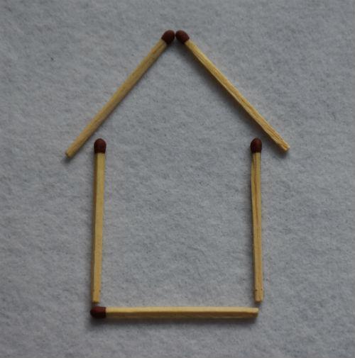 Wit huis © Hilde Pex
