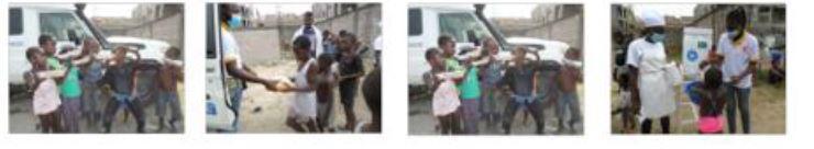 Bericht van Orper – Kinshasa