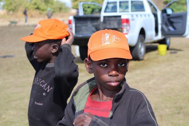 Bavodag in Zambia © Jozefien de Boever