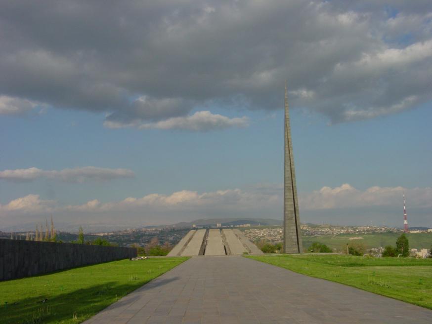 Genocidemonument Jerevan © Kerk in Nood