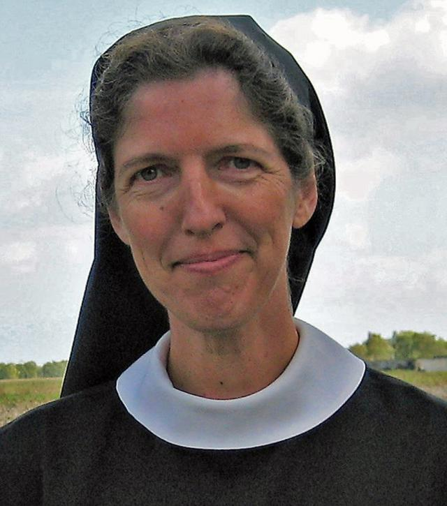 Zuster Rebekka, trappistin O.L.V. van Klaarland