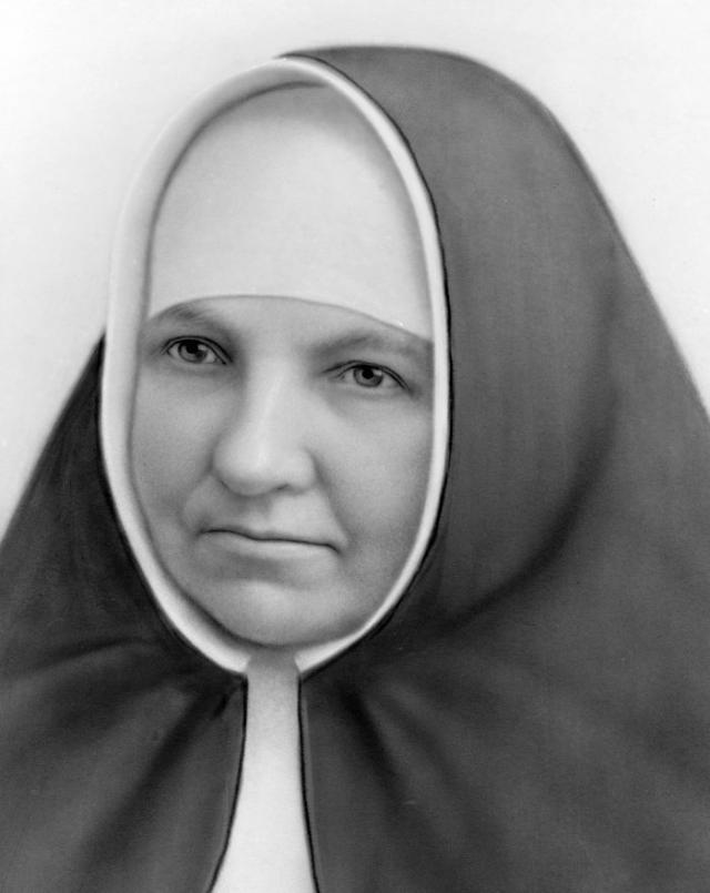 Zuster Catalina wijdde haar leven aan de dienst aan armen in Duitsland.