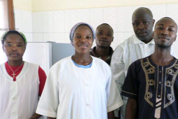 Zusters in Mozambique © Kerk in Nood