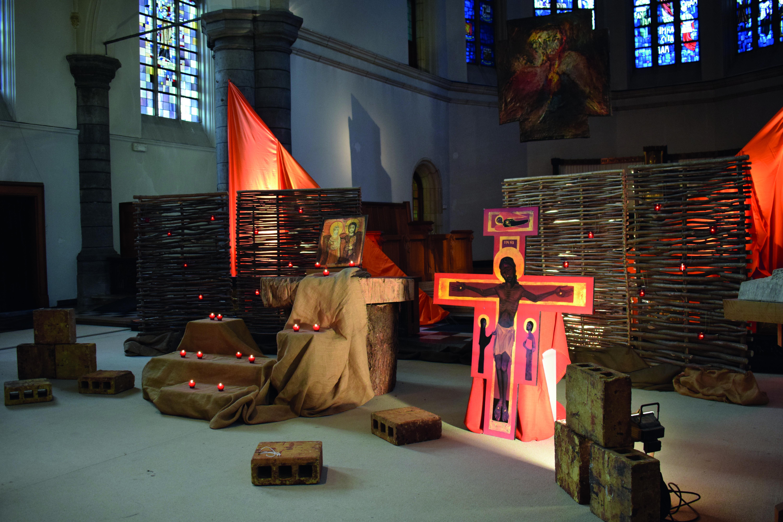 Taizégebed in Kortrijk © Inge Cordemans