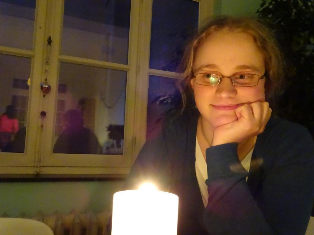 Veerle Steurs is 27 jaar en woont in Schaarbeek.